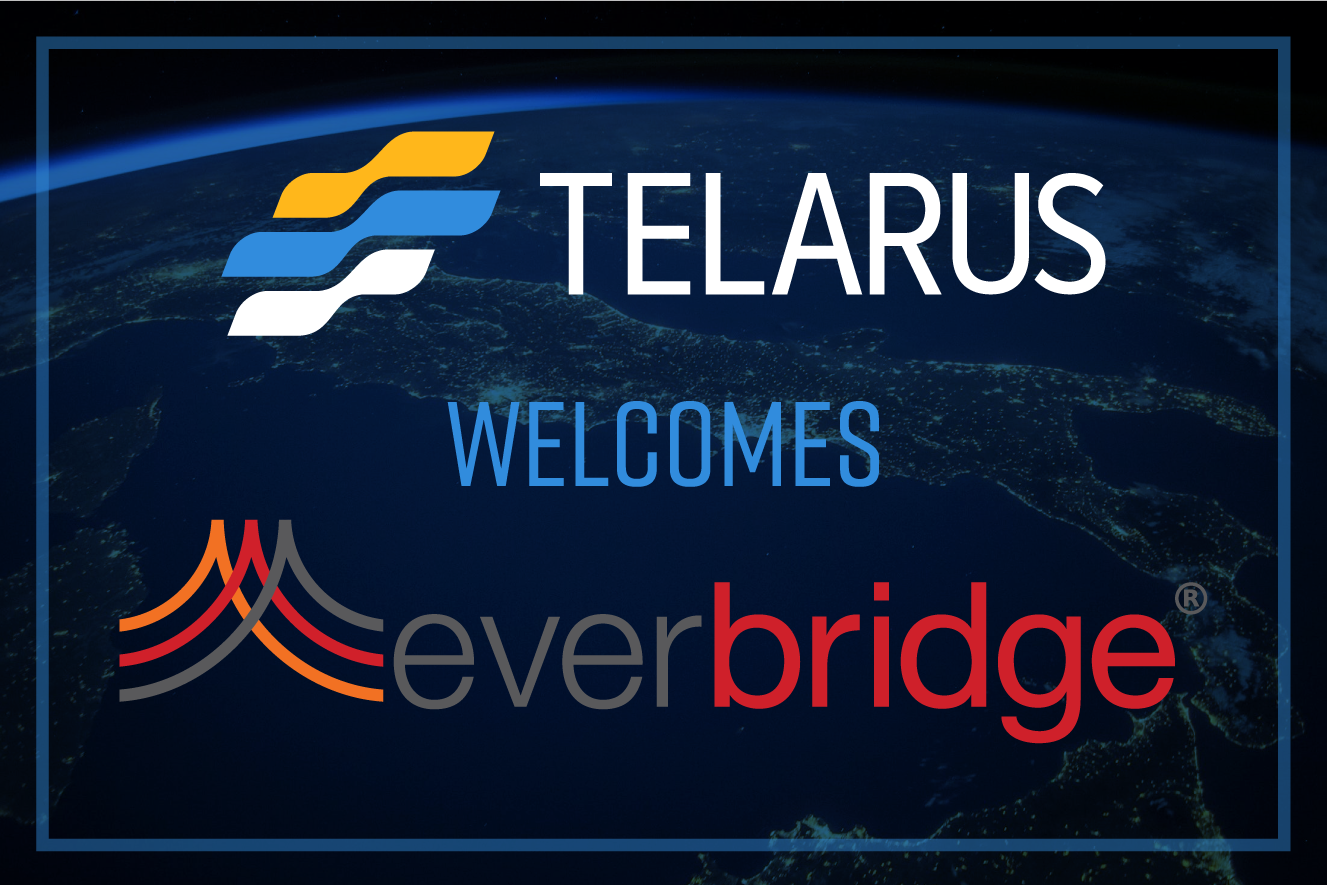 EVERBRIDGE ENTERS INTO EXCLUSIVE PARTNERSHIP WITH TELARUS